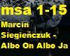 Marcin Siegienczuk - Albo On Albo Ja