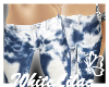 WL~ Bleached Jeans