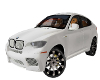BMW x5 White Demon