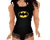 Flat Batman Swimsuit