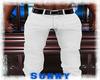 *SW*White Dress Pants