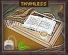 MOSS Coffee/Book Tray