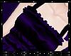 Ruffles Sweet Top Purple