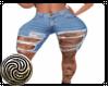 Rose Tattoo Shorts