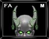 (FA)ChainHornsM Grn3
