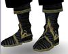 Arcaic armour boots