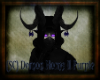 {SC}Demons Horns II Purp