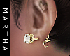 (Perfect Pearl Studs)