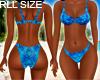 Blue Wave Rll Bikini