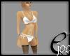 whiteX bikini