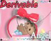 Kids Derivable Net Bow