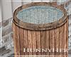H.  Water Barrel