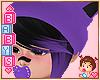 ! Kids Emo Cat Hat