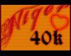 40k // Sticker Payment