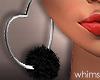 Adultish Heart Earrings