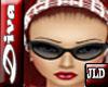 JLD~Diva Glasses