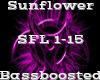 Sunflower -Bassboosted-
