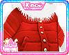 kids xmas fur coat