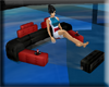 Leather Pool Float