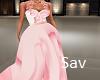 Bridesmaid Princess Gown