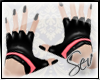 *S Dancer Rose Gloves