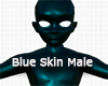 :G: Blue Skin Male