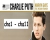 Charlie Puth - Marvin G