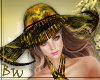 BW| Tropical Beach Hat
