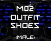 M02 Outfit Shoes Male