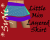 *SyNc Little Miss Violet