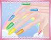 ♡ Pastel Nails ♡