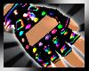 [GEL] Rainbow Gloves M