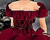 Sweet Rose Lolita Flat