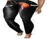 halloween  leather pants