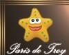 PdT StarfishFoamBeachToy