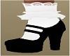 Black Girls Shoes nSocks
