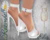 RVN♥ Eilis White Shoe