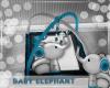 BABY ELEPHANT PLAYPEN
