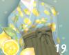 Lemon Kimono 🍋