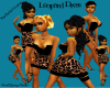 {BB}Leopard Dress