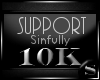 !S! Support-10k (10,000)