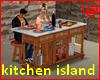!@ Kitchen island