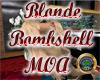 Blonde Bombshell MOA