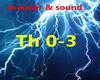 Thunder Effect w. Sound