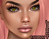 !N Jt Mesh+Lashes+Brows