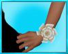 Left Wrist Flower