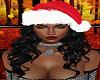 FG~ Christmas Hat Blk