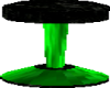 *T*Green bar stool