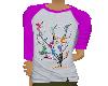 Flat Dragon Tree t-shirt