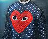 CDG!! Sweater